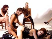 Filmy porno casting na zapleczu