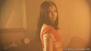 Gorąca laska w stylu Bollywood