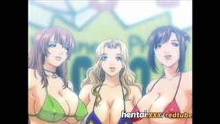 Cycate koleżanki w bikini