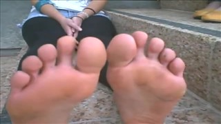 Takie stópki ma
