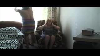 Rosjanka nagrywana przez godzine