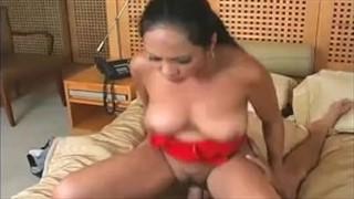 Seks z egzotyczną koleżanką