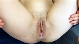Spust na włochate muszelki