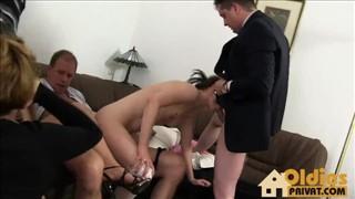 Niemiecka seks parapetówka