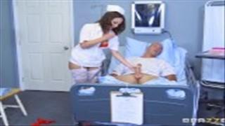 Lekarka trzepie peniska
