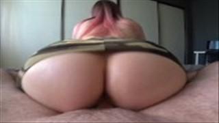Seks z osiemnastoletnią amatorką