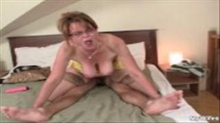 Seks ze starą niunią od tylca