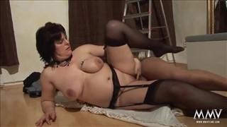 Stara dama lubi seks