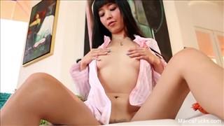 seksowne strapon porno czarny kutas i biała cipka