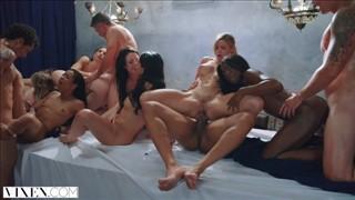 darmowe porno orgia grupy
